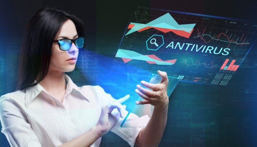 Main competitors on the market of antivirus for PC